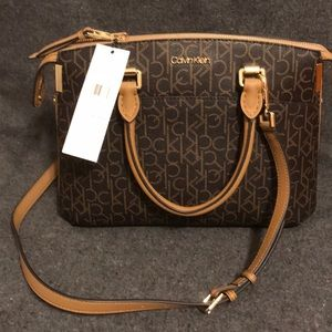"NWT Calvin Klein bag Size 10"" x 13"" x 5"""